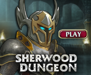 MMORPG in Sherwood – Free Massive Multiplayer Web Game