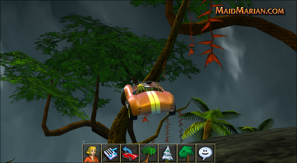 Maid Marian MMORPG - Massive Multiplayer Web Games