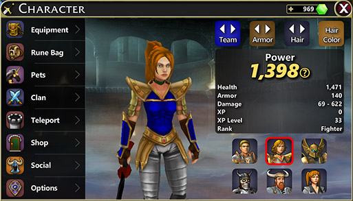 Browser Games 2020.Sherwood Dungeon